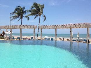 2 br huahin condo on nice  beach อพาร์ตเมนต์ 2 ห้องนอน 2 ห้องน้ำส่วนตัว ขนาด 112 ตร.ม. – ชายหาดหัวหิน