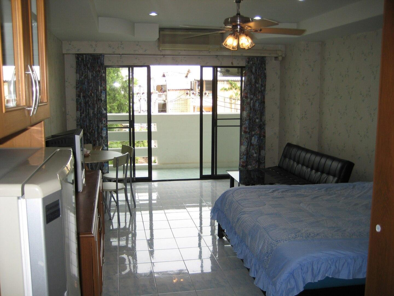 320 Quiet Comfort Studio Condo South Pattaya Beach