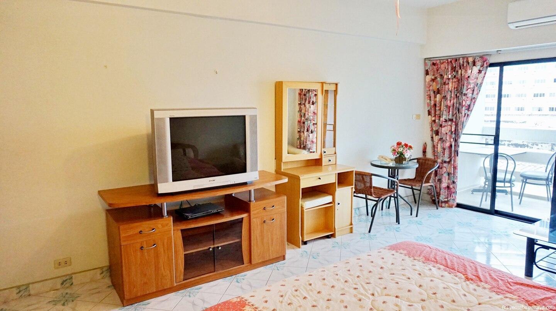508 South Pattaya Condo Room Near Walking Street