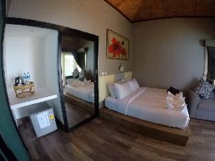 [サンセットビーチ]バンガロー(35m2)| 1ベッドルーム/1バスルーム Garden view room facing the sea@ Private beach