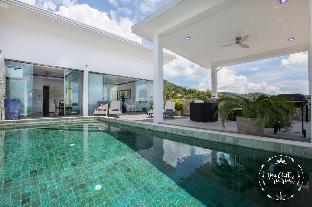 [チャウエン]ヴィラ(380m2)| 4ベッドルーム/3バスルーム Azur Villa, Ocean View, 4 Br, Modern and Elegant