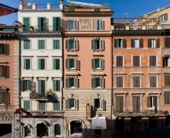 Hotel Pincio Rome