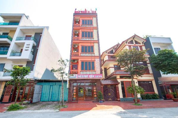 OYO 888 Hoang Gia Hotel near Tu Son General Hospital Tu Son (Bac Ninh)