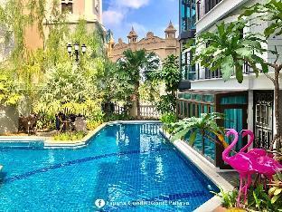 Espana Resort Pattaya by MyVacationLeave อพาร์ตเมนต์ 1 ห้องนอน 1 ห้องน้ำส่วนตัว ขนาด 35 ตร.ม. – หาดจอมเทียน