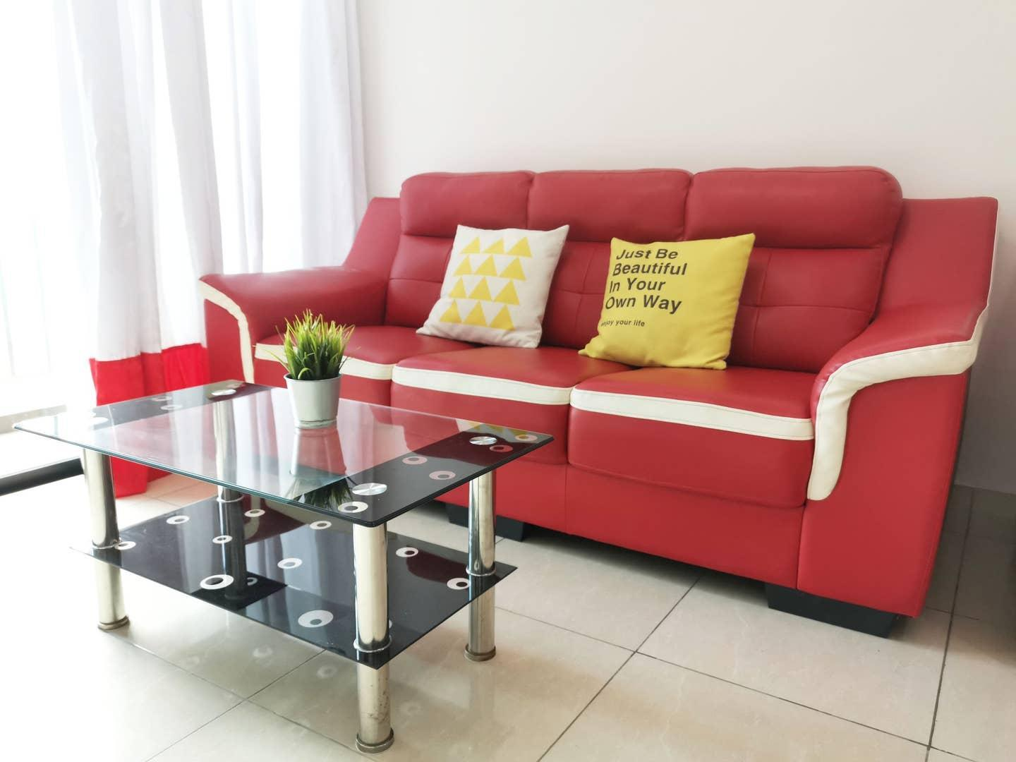 Walkable To Aeon Mall2 Bedrooms Apt ByHome Cube