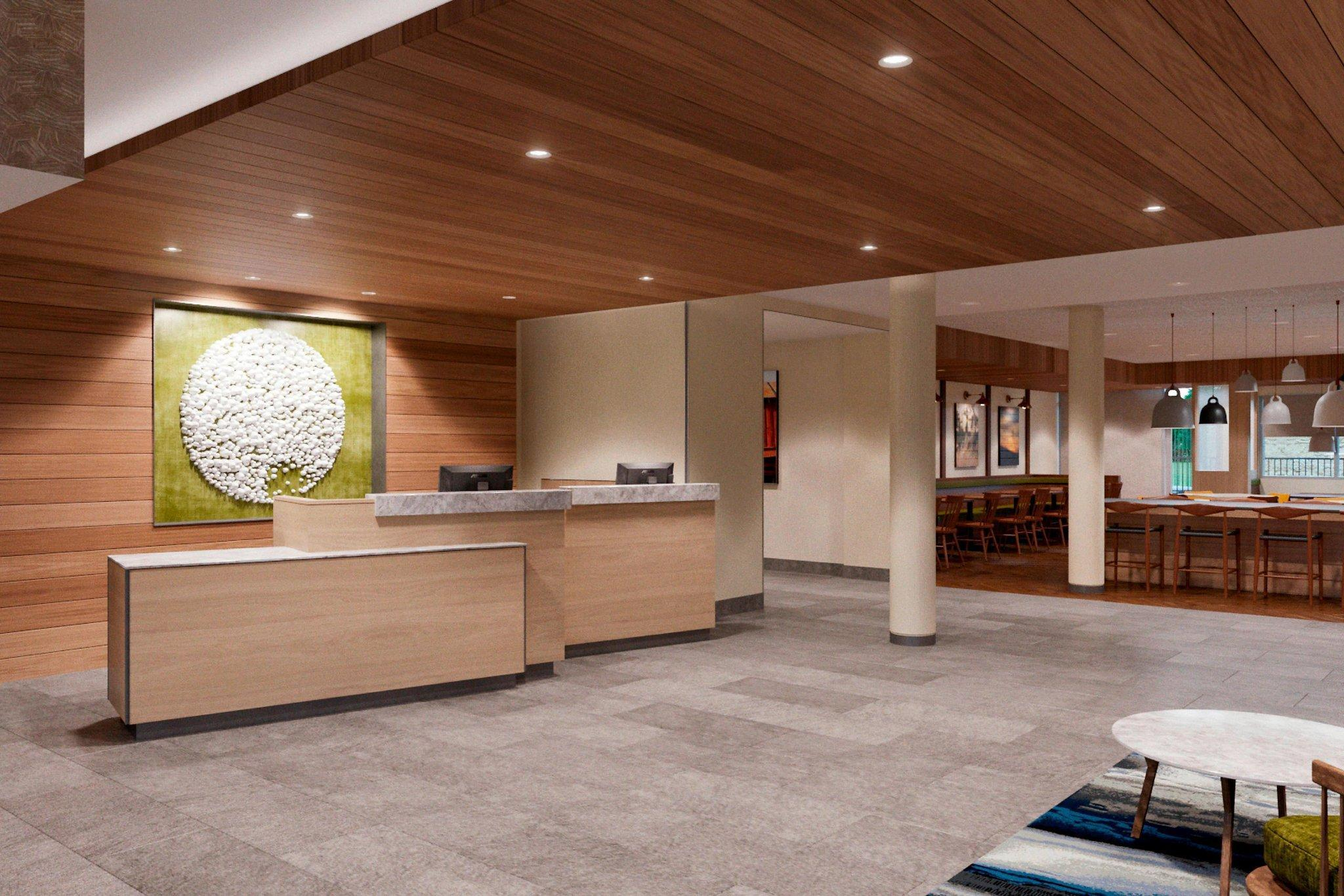 Fairfield Inn & Suites By Marriott Tampa Riverview