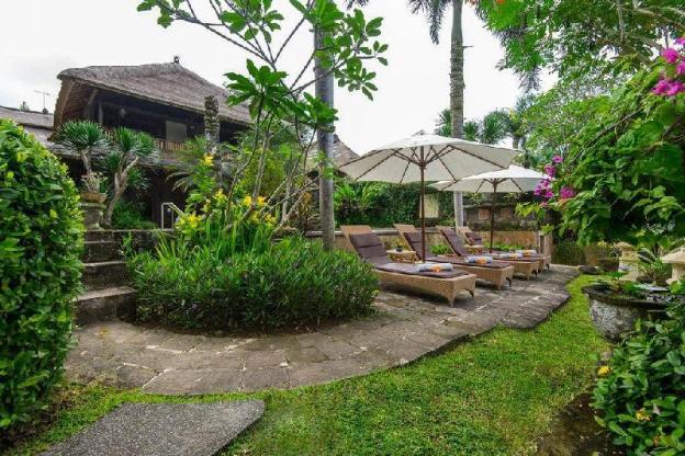 13BR with Pool, Green, Spa & Top View Near Ubud