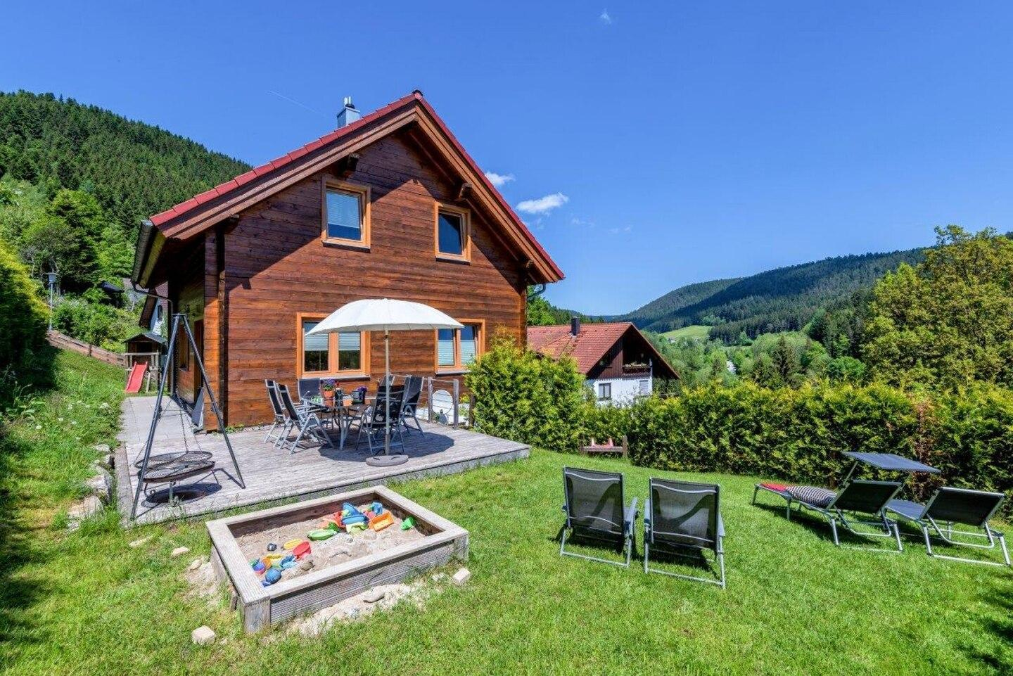 Dream Holiday House Fronwald Wireless Internet