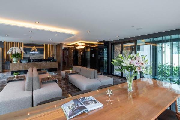 Amarin Hotel Rama 8 Bangkok