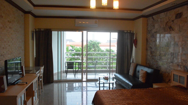 Studio condo apartment view Talay บ้านเดี่ยว 1 ห้องนอน 1 ห้องน้ำส่วนตัว ขนาด 62 ตร.ม. – หาดดงตาล