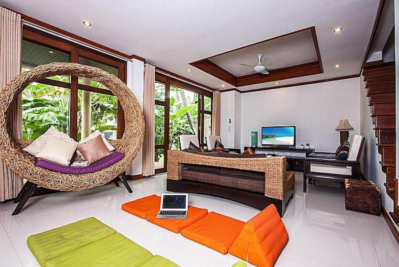 NB Villa Sienna วิลลา 4 ห้องนอน 3 ห้องน้ำส่วนตัว ขนาด 300 ตร.ม. – เชิงมน