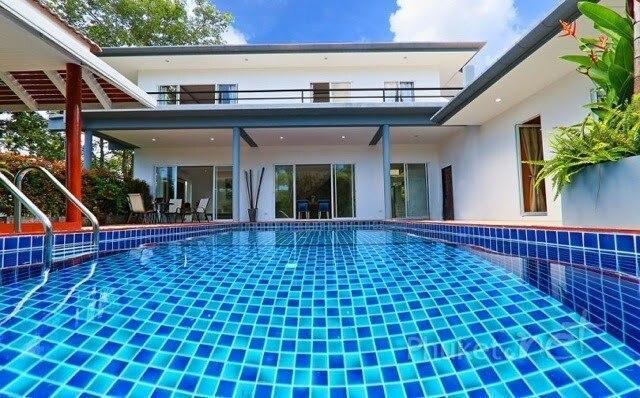 Kamala pool villa 3 Bedroom วิลลา 3 ห้องนอน 3 ห้องน้ำส่วนตัว ขนาด 340 ตร.ม. – กมลา