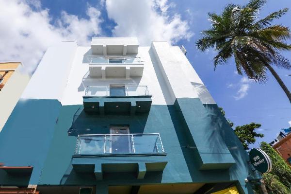 SilverKey Executive Stays 47144 Rajaji St Chennai