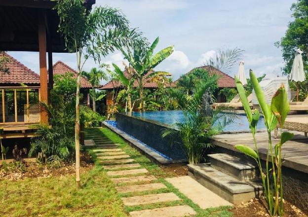 Gedong Nusa Huts