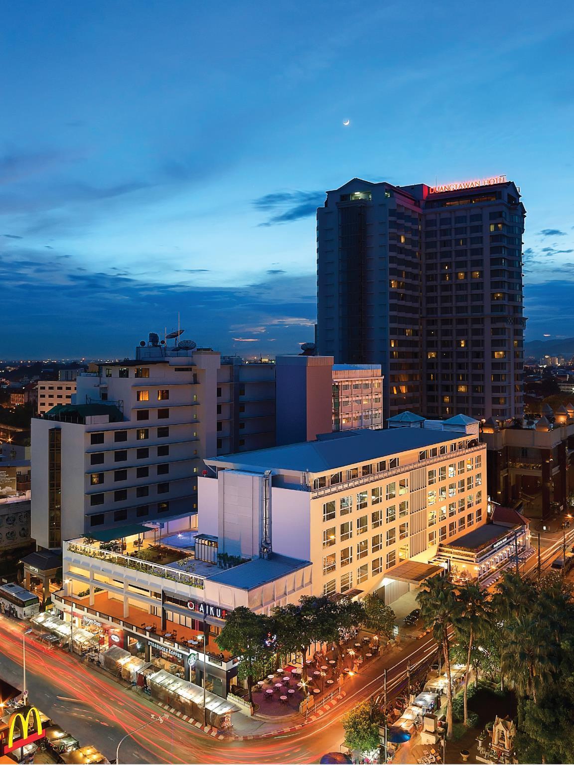 โมเวนพิค สุริวงศ์ โฮเทล (Movenpick Suriwongse Hotel) Pantip