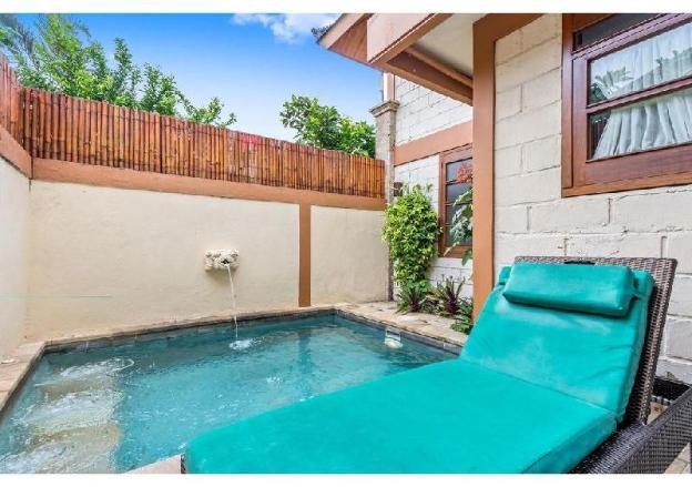 1BR the Cozy Villa with Private Pool - Breakfast.