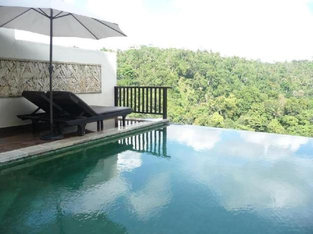 Enjoy the Beautiful View from Your Private Pool