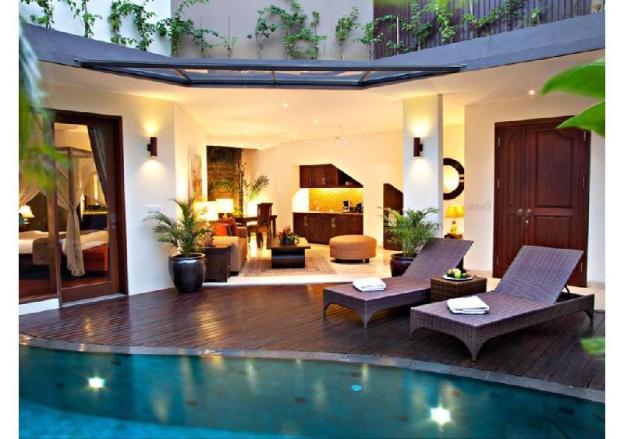 1BR Private Swimming Pool + Luxury Room+ Breakfast