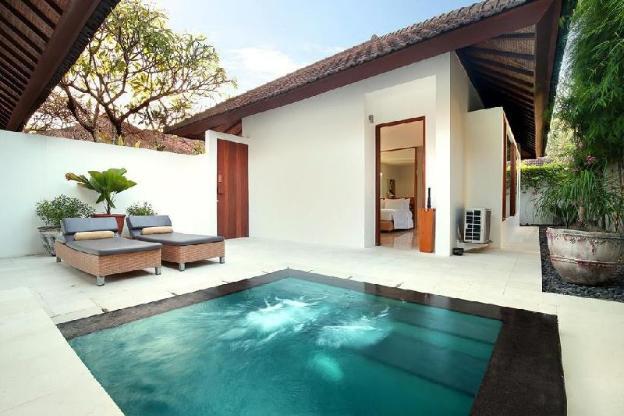 1BR Private Pool Villa close to Seminyak Square