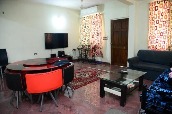 Presidential villa Goa