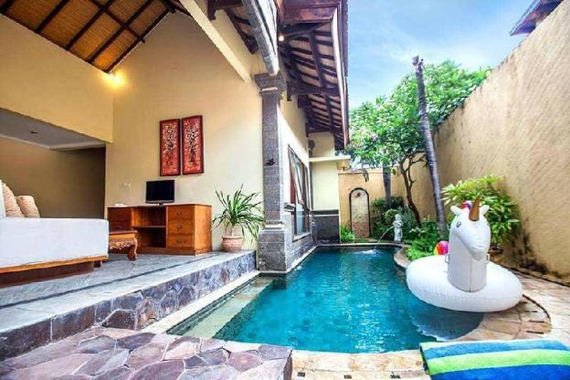 1BR Clasic Private Pool Villa in Seminyak