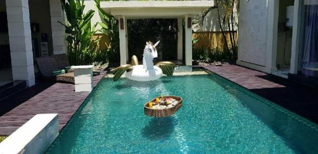 Spacious 1BR Pool villa in seminyak