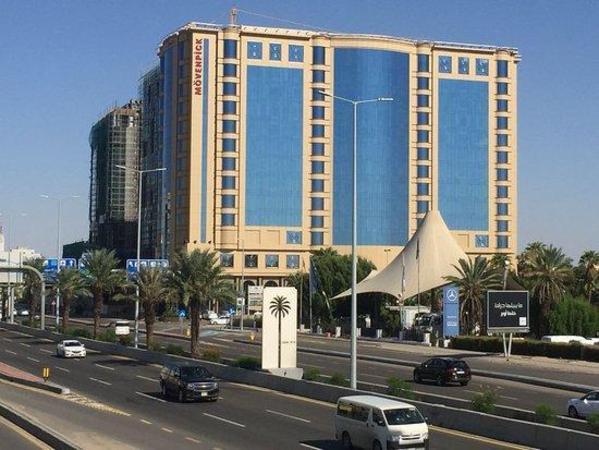 Movenpick Hotel Jeddah City Star Jeddah