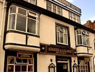 The Ayrshire And Galloway