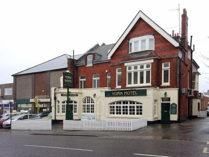 The Sussex Hotel