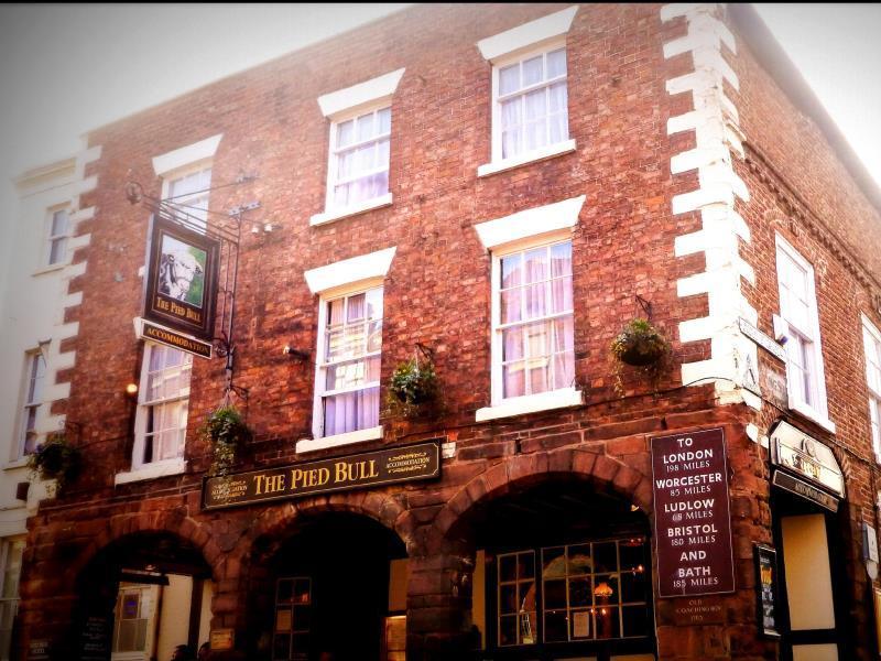The Pied Bull Inn