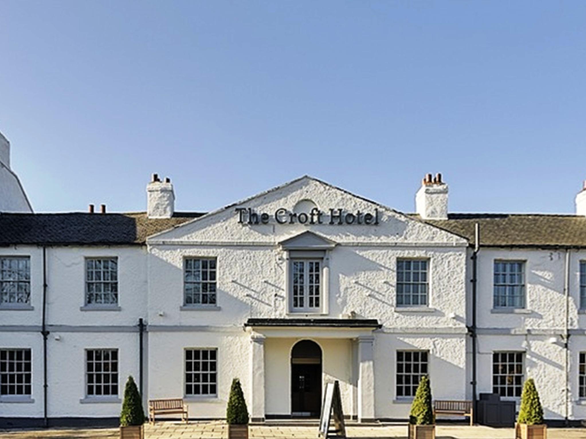 B W Plus The Croft Hotel