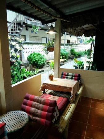 Twin House at Tapae Chiang Mai