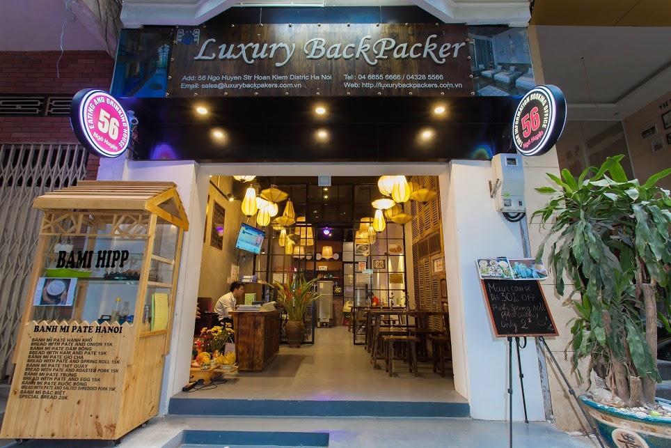 Luxury Backpackers