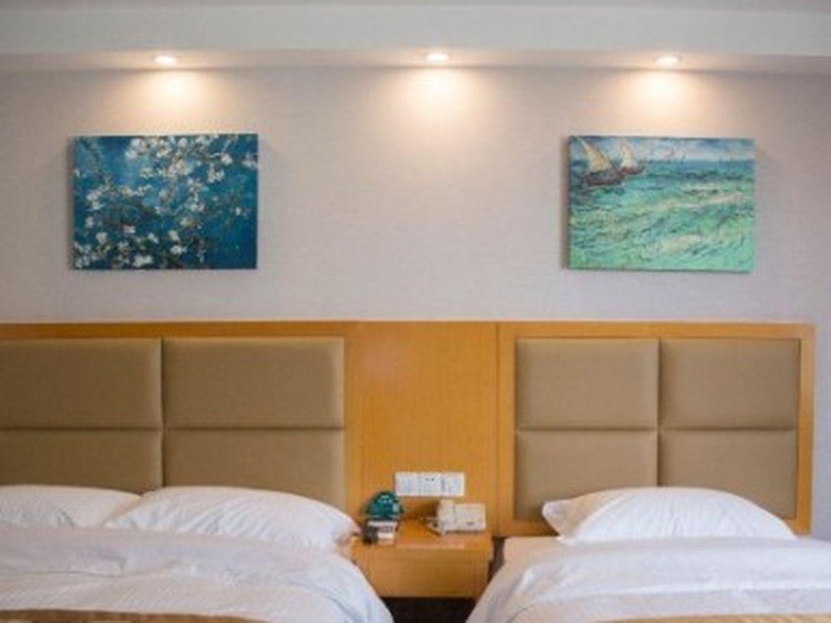 GreenTree Inn ShanDong Zaozhuang Tengzhou Xueyuan East Road Guiheyuan Business Hotel 4