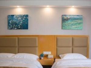 GreenTree Inn ShanDong Zaozhuang Tengzhou Xueyuan East Road Guiheyuan Business Hotel