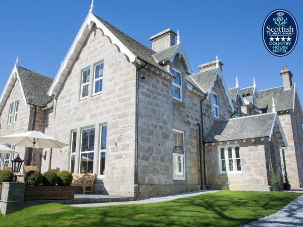Muckrach Country House Hotel Grantown On Spey