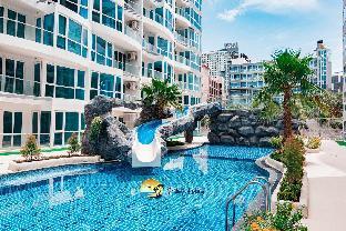 [パタヤ中心地]一軒家(35m2)| 1ベッドルーム/1バスルーム GN719 Pool View 52sqm. 6Pax Central @ Soi Bukhao