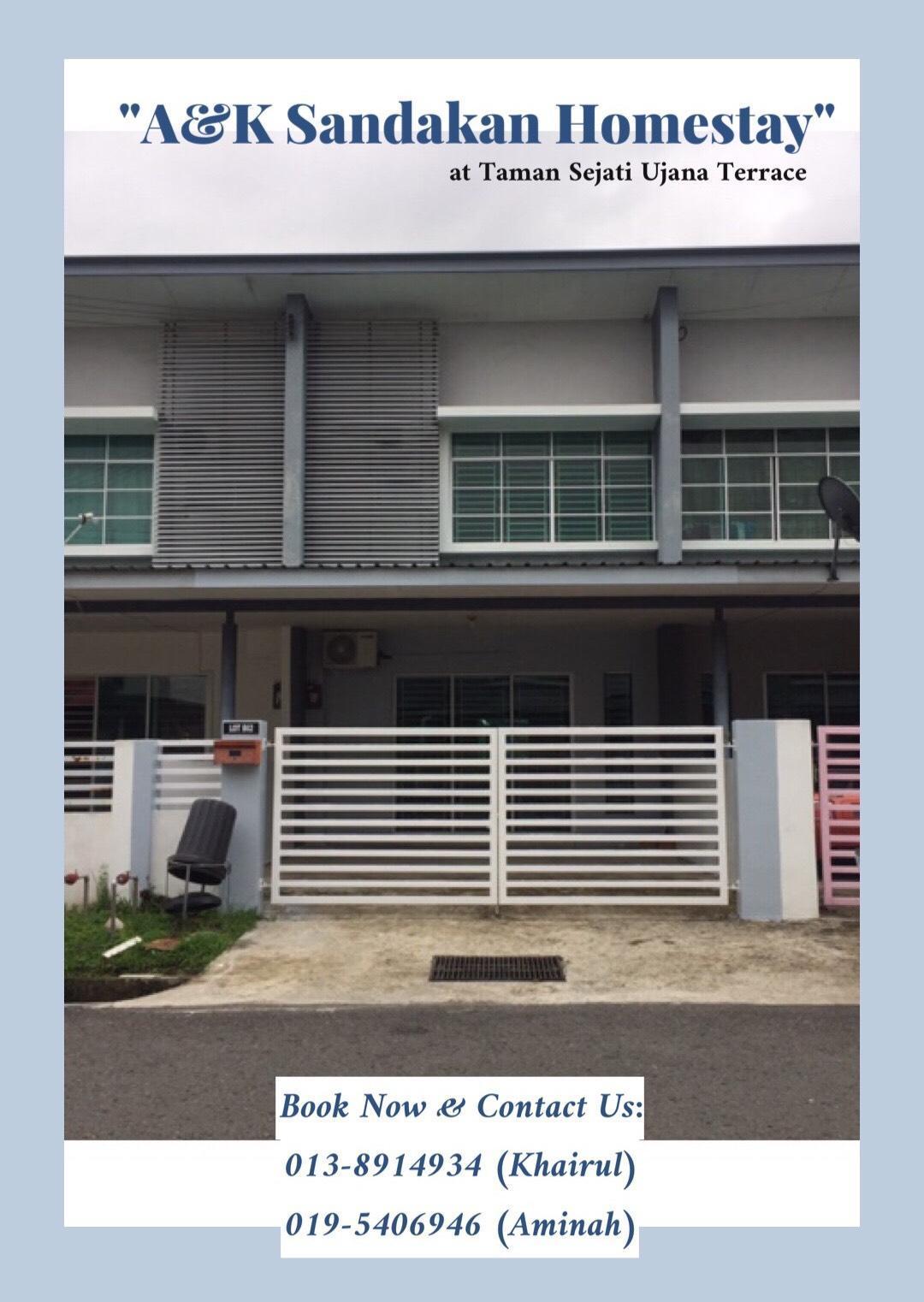 A&K Homestay Sandakan,Sabah