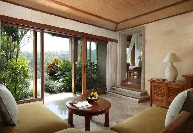1BR Private Pool View & Breakfast @Ubud