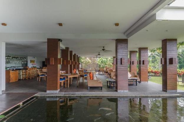 Garden view 2BR villa at Ubud
