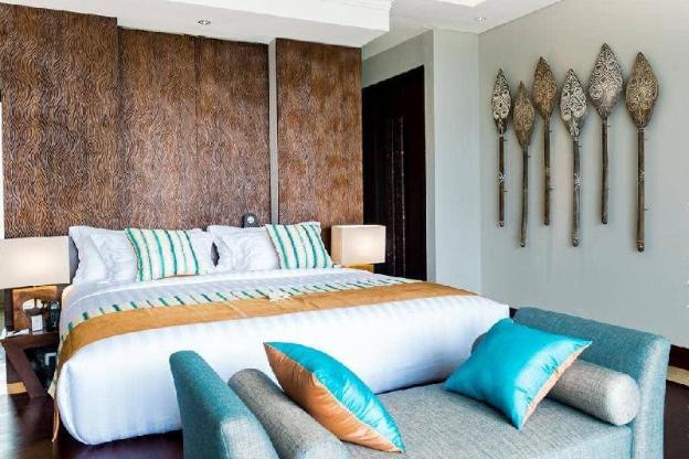 Suite Room and Breakfast at Jimbaran