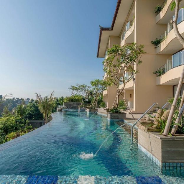 1BR Foxy Private Villa + Breakfast + Pool @Ubud