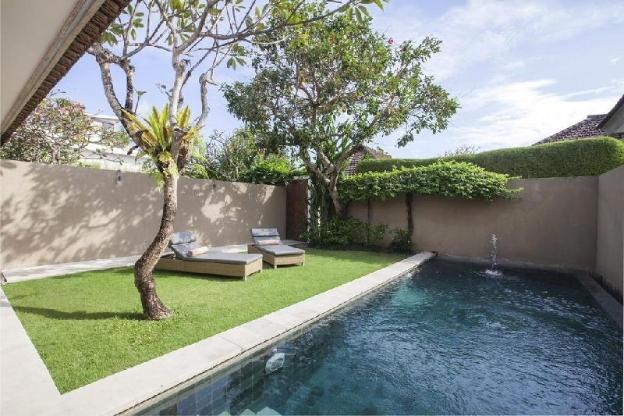 1BR Beautifull With Private Pool Seminyak