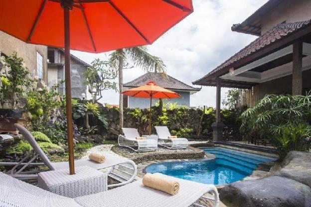 2BR Villa and Breakfast @Ubud