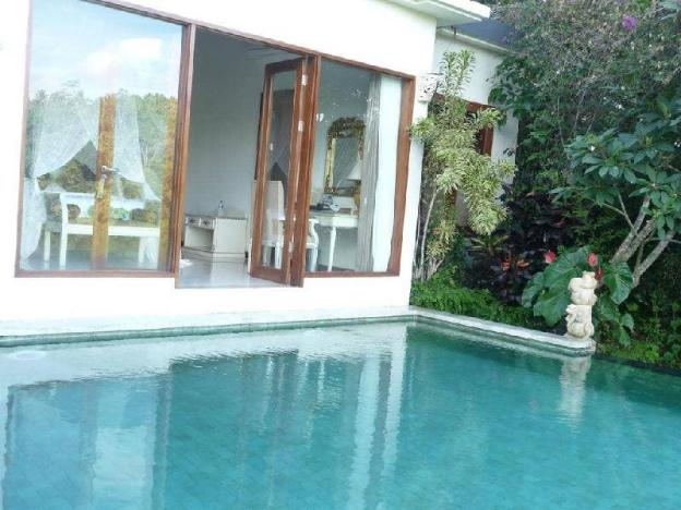 Jungle 1BR Private pool at Ubud