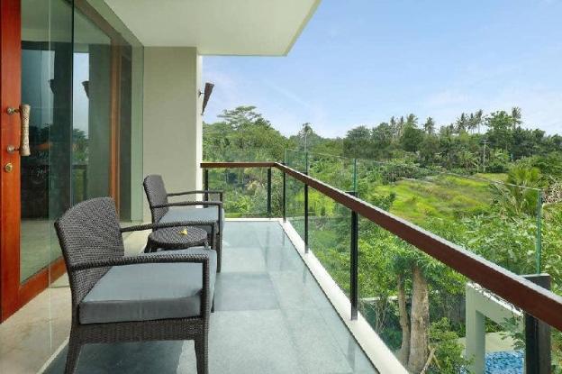 1BR Breakfast +Villa @Ubud