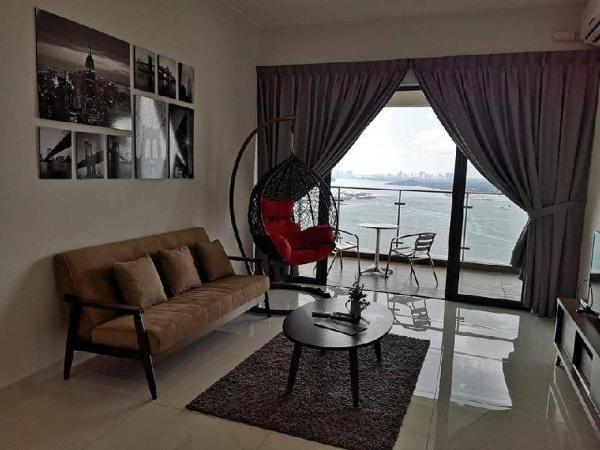 Seaview Suite   Beletime Mall Danga Bay 15A2703A Johor Bahru