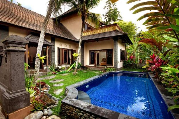 3 Bedroom d' Kaja Ubud Pool Villa