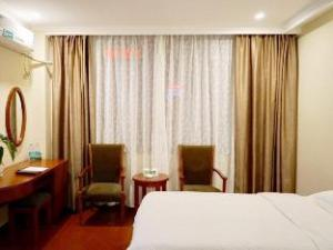 GreenTree Inn Beijing Daxing District Yufa Town New Airport Express Hotel