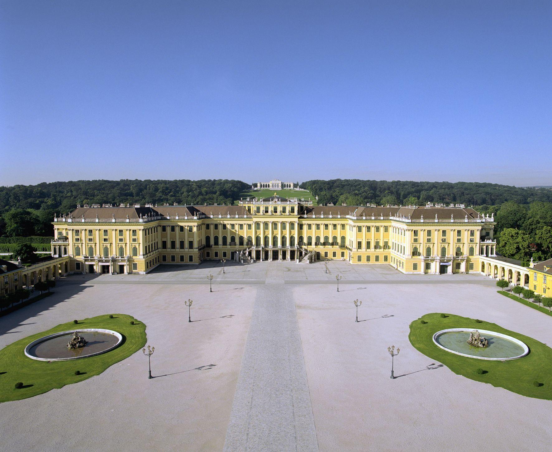 Austria Trend Schloss Schoenbrunn Grand Suite